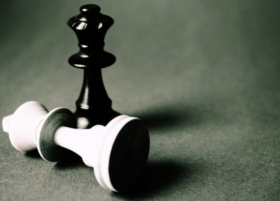 Board Game Checkmate Chess Challenge Chess Pieces