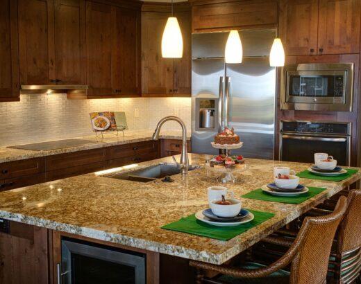 Kitchen Home Luxury Home Interior Kitchen Cabinets