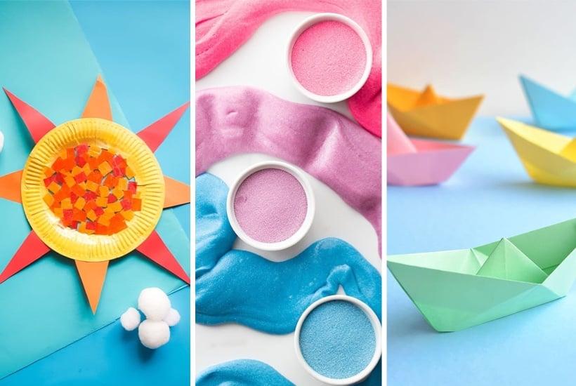 Kids Crafts Worth Their Weight in Glue