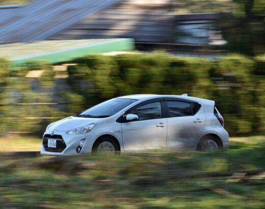 Traffic Vehicle Car Automotive Eco-Car Hybrid Cars