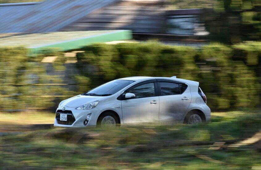 Top and best Toyota brand car with stunning features